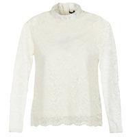 Textiel Dames Tops / Blousjes Vero Moda FREJA Wit
