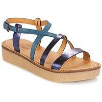 Schoenen Dames Sandalen / Open schoenen Kickers VALENTINA Blauw