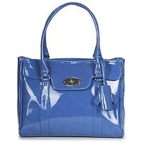 Tassen Dames Handtassen lang hengsel Arthur & Aston QD1306-03 Blauw