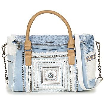 Tassen Dames Handtassen kort hengsel Desigual LOVERTY WHITNEY Blauw