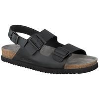 Schoenen Heren Sandalen / Open schoenen Mephisto NARDO Zwart
