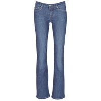 Textiel Dames Bootcut jeans Betty London IHEKIKKOU BOOTCUT Blauw / Medium