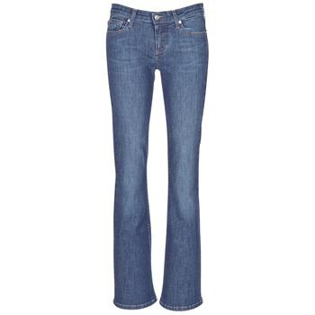 Textiel Dames Bootcut jeans Yurban HEKIKKOU BOOTCUT Blauw / MEDIUM