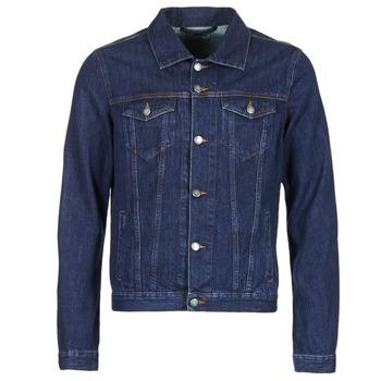 Textiel Heren Spijker jassen Yurban IHEDEM Blauw / Brut