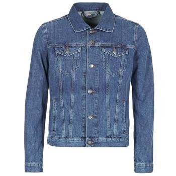 Textiel Heren Spijker jassen Yurban IHEDEM Blauw / Medium