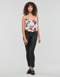 Textiel Dames 5 zakken broeken Moony Mood HENDUI Zwart