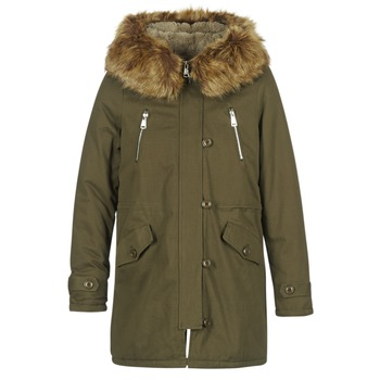 Textiel Dames Parka jassen Betty London HARI Kaki