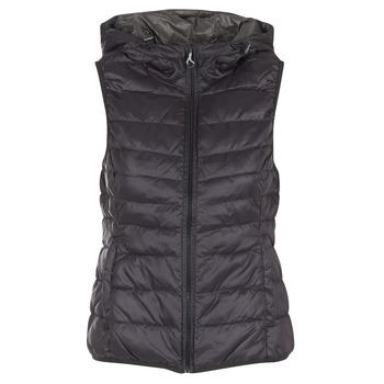 Textiel Dames Dons gevoerde jassen Only TAHOE Zwart