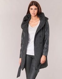 Textiel Dames Mantel jassen Only MARY LISA Grijs