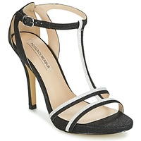Schoenen Dames Sandalen / Open schoenen Menbur LOJA Zwart