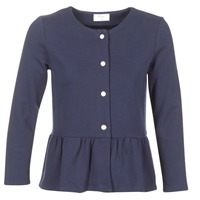 Textiel Dames Vesten / Cardigans Betty London HABOUME Marine