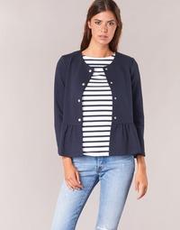Textiel Dames Jasjes / Blazers Betty London INNATA Marine