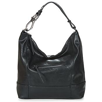 Tassen Dames Handtassen lang hengsel Moony Mood HODI Zwart