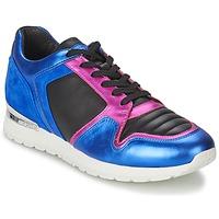 Schoenen Dames Lage sneakers Bikkembergs KATE 420 Blauw / Fushia