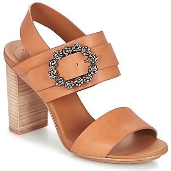 Schoenen Dames Sandalen / Open schoenen See by Chloé SB30123  camel