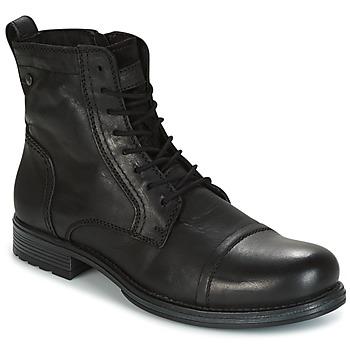 Schoenen Heren Laarzen Jack & Jones RISSOL Zwart