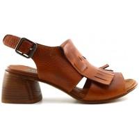 Schoenen Dames Sandalen / Open schoenen Moma 49704 Brown