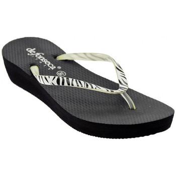 Schoenen Dames Slippers De Fonseca