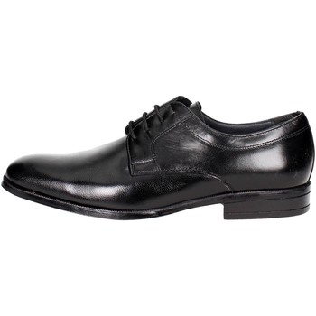 Schoenen Heren Derby Baerchi 2630 Black