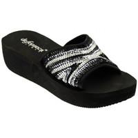 Schoenen Dames Leren slippers De Fonseca