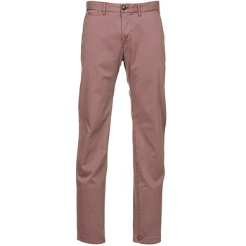 Textiel Heren Chino's Marc O'Polo ADALBERTO Bordeaux