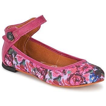Schoenen Dames Ballerina's Art LILLE Roze
