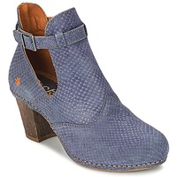 Schoenen Dames Enkellaarzen Art IMEET BO Blauw