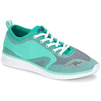 Schoenen Dames Lage sneakers Kangaroos K-LIGHT 8004 Turquoise