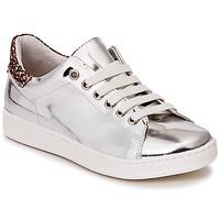 Schoenen Meisjes Lage sneakers Young Elegant People EDENIL Zilver