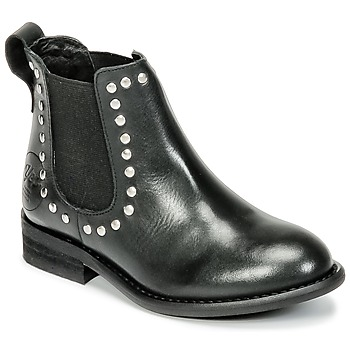 Schoenen Meisjes Laarzen Young Elegant People FOSTINET Zwart