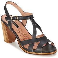 Schoenen Dames Sandalen / Open schoenen Neosens GLORIA Zwart