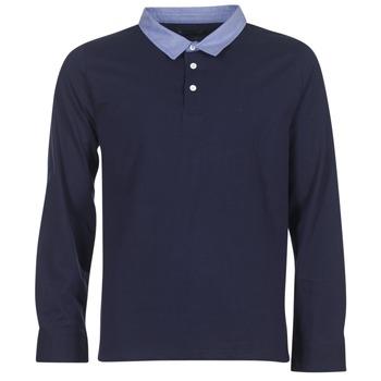 Textiel Heren Polo's lange mouwen Casual Attitude HEYA Marine