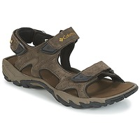 Schoenen Heren Outdoorsandalen Columbia SANTIAM™ 3 STRAP Brown