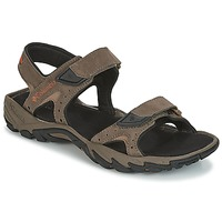 Schoenen Heren Outdoorsandalen Columbia SANTIAM 2 STRAP Brown