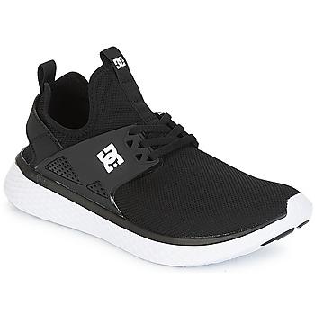 Schoenen Heren Lage sneakers DC Shoes Meridian M SHOE BKW Zwart