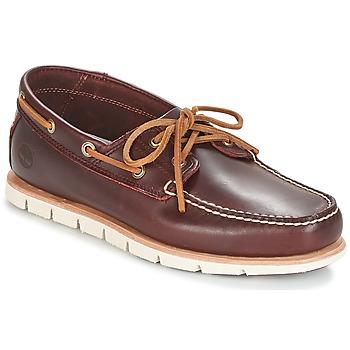 Schoenen Heren Bootschoenen Timberland TIDELANDS 2 EYE Bordeaux