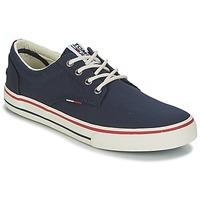 Schoenen Heren Lage sneakers Tommy Hilfiger VIC 1 Blauw