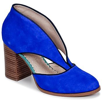 Schoenen Dames Enkellaarzen Mellow Yellow DADYLOUNA Blauw