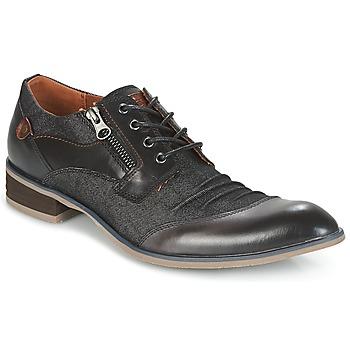 Schoenen Heren Derby Kdopa MONTMARTRE Zwart
