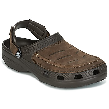 Schoenen Heren Klompen Crocs YUKON VISTA CLOG Brown