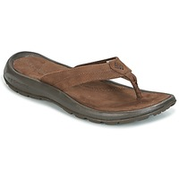 Schoenen Heren Slippers Columbia MANAROLA II Brown