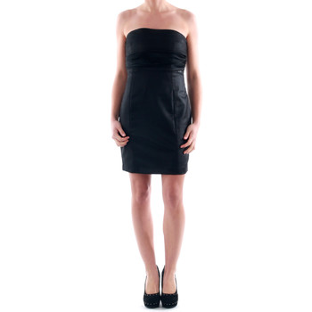 Textiel Dames Korte jurken Amy Gee AMY04000 Negro