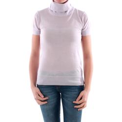 Textiel Dames Truien Amy Gee AMY04200 Lila
