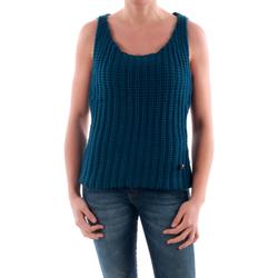 Textiel Dames Truien Amy Gee AMY04202 Azul