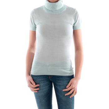 Textiel Dames Truien Amy Gee AMY04208 Azul claro