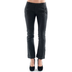 Textiel Dames Chino's Amy Gee AMY04300 Gris oscuro