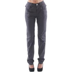 Textiel Dames 5 zakken broeken Fornarina FOR08001 Morado