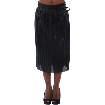 Textiel Dames Rokken Fornarina MARINE_ANTHRACITE Negro