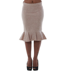 Textiel Dames Rokken Fornarina NADEGE_ROSE Rosa