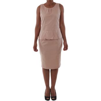 Textiel Dames Korte jurken Fornarina SAYDA_POWDER Rosa